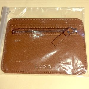 Lodis RFID Slim Leather Card Case